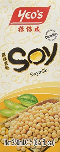 Yeo's Soymilk (24 pack)