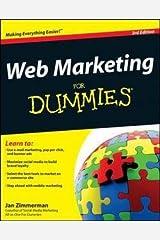 Jan Zimmerman: Web Marketing for Dummies (Paperback); 2012 Edition Paperback