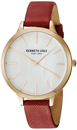 Kenneth Cole New York Women Uhr Watch Leather KC15056004