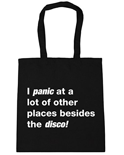 Shopping 42cm 10 the Beach of Gym Black i HippoWarehouse litres Tote places disco at Bag alot panic x38cm besides 6wRvqH