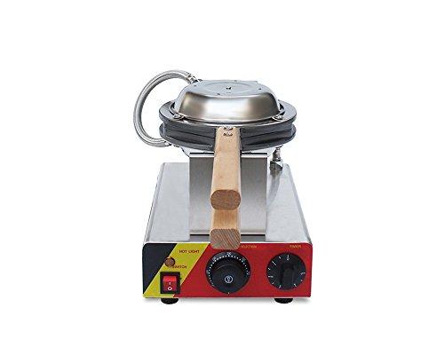 110V/220V Egg Puff Bubble Electric Oven QQ Egg Waffle Maker Baking Machine 1kw (110V USA plug) by JYNbaking (Image #2)