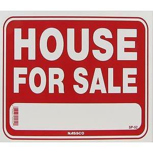Cartel de la casa para la venta: Amazon.es: Bricolaje y ...