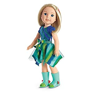 American Girl WellieWishers Camille Doll - 41af77Bx6ML - American Girl WellieWishers Camille Doll
