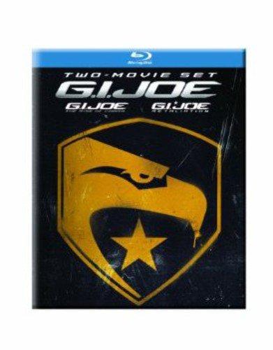 G.I Joe: 1 & 2 [Blu-ray] (Gi Joe The Movie Blu Ray)