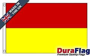 duraflag® Lifeguard bandera de calidad profesional (puerta y Cambiadas), 2 Yard (183cm x 91cm)