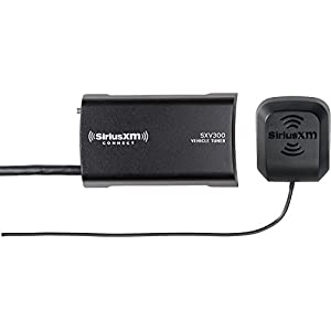 "Kenwood KMRD372BT Marine CD Bluetooth Receiver, Single DIN Radio Cover, 2x Enrock Marine 2-Way 6.5"" Speakers (Black), SiriusXM Tuner, Marine Radio Antenna - Black, 50 Foot 16-G Tinned Speaker Wire"
