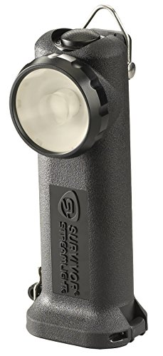 Streamlight 90545 Survivor LED Right Angle Flashlight, 6-3/4-Inch, Black - 175 Lumens