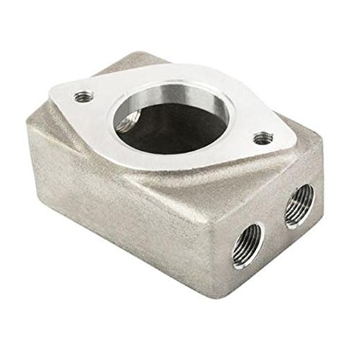 Weiand 7134 Supercharger Remote Water Outlet Housing