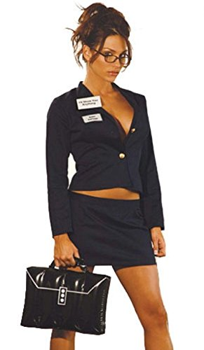 Real Estate Realtor Babe Sexy Adult Costume - Battle Babe Sexy Costumes