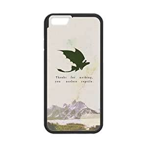 the Case Shop- How To Train Your Dragon Movie TPU Rubber Hard Back Case Silicone Cover Skin for iPhone 6 4.7 Inch , i6xq-594