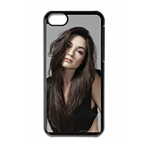 Crystal Reed Allison Argent Teen Wolf Protective iPhone 4s Case Back Case Cover for iPhone 4s