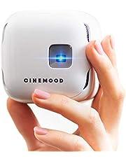 CINEMOOD - Teatro de Cine portátil, 3.6 Metros (12 pies), Blanco