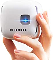 CINEMOOD Portable Movie Theater - Includes Educational Disney Content, Streams Netflix, Videos and YouTube - A