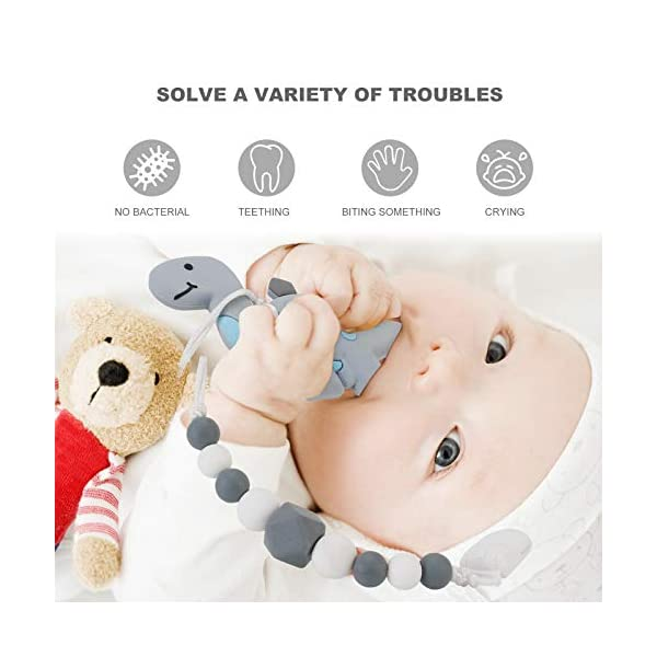 Slotic Baby Teething Toys
