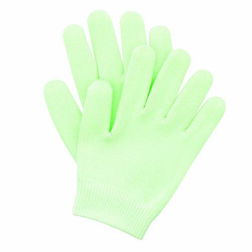 Accessories By Upper Canada 766601 Moisture Gel Spa Gloves, Green Upper Canada Soap 766602