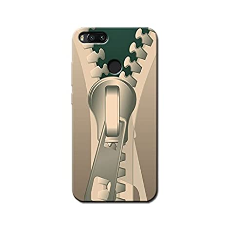 Chain Back Cover for XIAOMI MI A1: Amazon in: Electronics