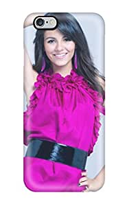 Fashion Tpu Case For Iphone 6 Plus- Victoria Justice Defender Case Cover