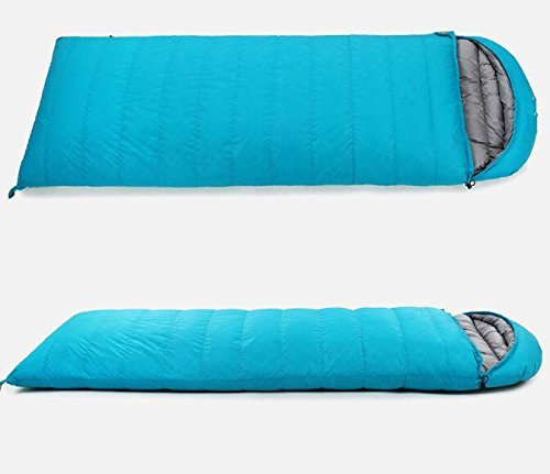 Amazon.com : YXX sleeping bag Portable Envelope Down sleeping bag outdoor camping Windproof waterproof Anti-cold : Sports & Outdoors
