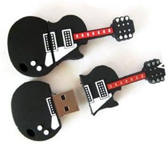 YooUSB - Memoria USB (16 GB), diseño de guitarra eléctrica: Amazon ...