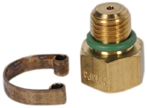ACDelco 15-50159 GM Original Equipment Air Conditioning Compressor Relief Valve (Compressor Pressure Relief Valve)