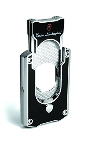 Tonino Lamborghini Le Mans Black Lacquer Cigar Cutter (Tonino Lamborghini Cutter)