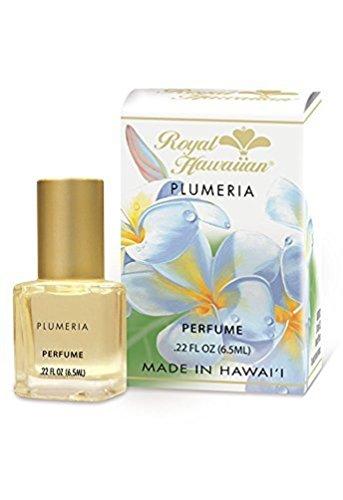 Royal Hawaiian 0.22oz. Plumeria Perfume