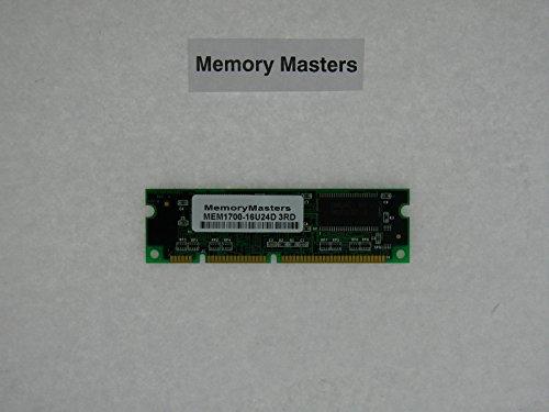(MEM1700-16U24D 8MB Dram Memory For Cisco 1700)