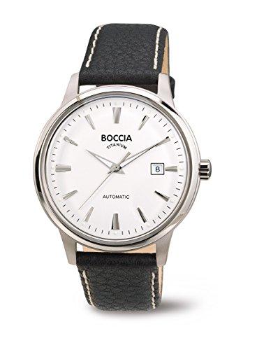 3586-01 Mens Boccia Titanium Automatic Watch