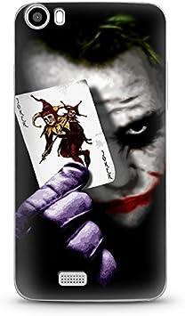 Coque WIKO LENNY 2 Joker 3 Carte Bd Comics Cartoon Heros: Amazon ...
