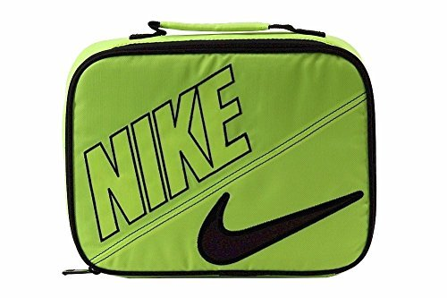 Lime Lunch - Nike Swoosh Lunch Tote - Volt O/S