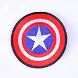 patch thermocollant patch captain america ecusson brodé ecusson a coudre patch captain america