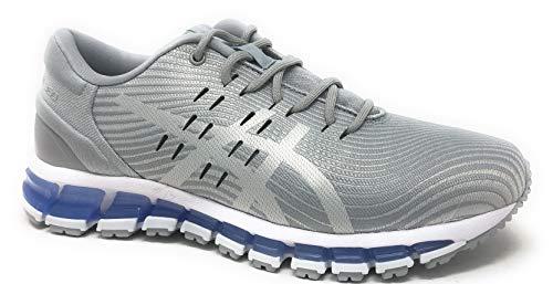 (ASICS Gel-Quantum 360 4 Womens Running Shoe, Mid Grey/Glacier Grey, 9 B(M) US)