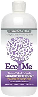 product image for Eco-Me Laundry Detergent Fragrance-Free -- 32 fl oz - 2pc