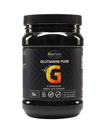 Biochem Glutamine Pure Powder - 17.6 oz