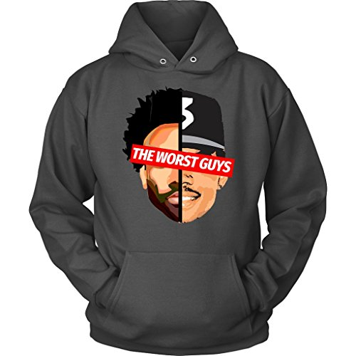 Childish Gambino Chance The Rapper Hip-Hop Hoodie Sweatshirt