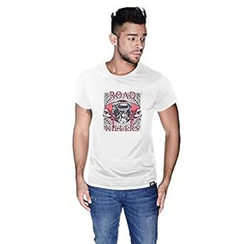 Creo T-Shirt For Men - L, White