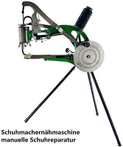 DOMINTY Máquina de Coser Calzado de Piel, máquina de Coser de ...