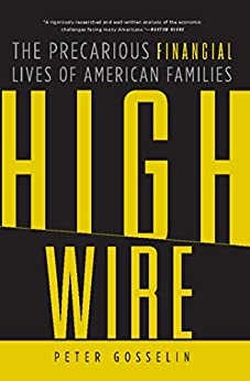 High Wire: The Precarious Financial Lives of American Families by [Gosselin, Peter]
