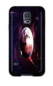 DanRobertse Slim Fit Tpu Protector WFxratL526yYoaL Shock Absorbent Bumper Case For Galaxy S5 wangjiang maoyi