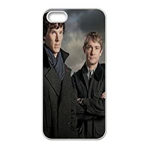 Generic Case Sherlock For iPhone 5, 5S 887A2W8564