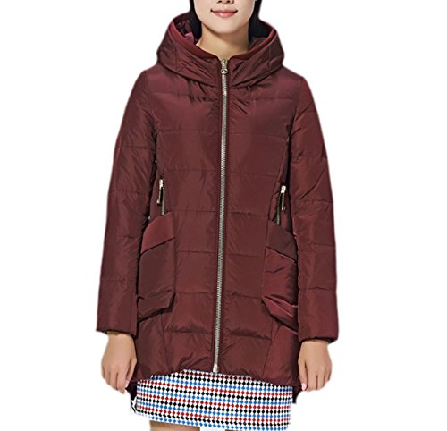 D Mantel Paragraph Winterparka Invierno E Jacket Damen Long Mujeres Wintermantel Otoño Down 92486 Sublevel qgxnEwOvnF