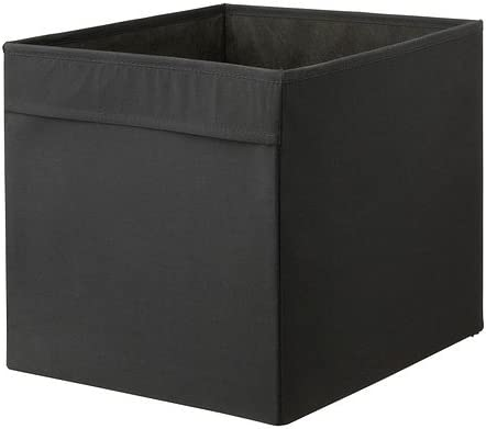 IKEA Drona Caja, negro, 2 unidades: Amazon.es: Hogar