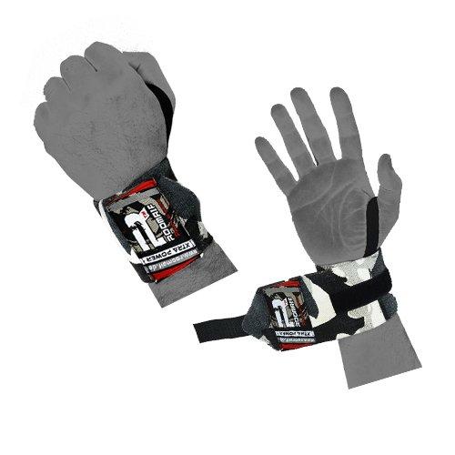 roomaif adsu-1221838732Gym Weight Lifting Straps Wrist Wrap bandage de poignet de