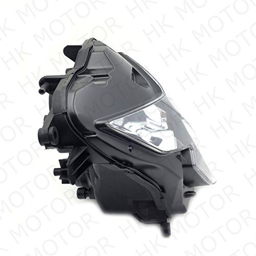 HONGK- Motor Headlight Light Head Lamp Compatible with Suzuki 2004-2005 GSXR 600 GSX-R 750 04 05 US [B01N95D52N]