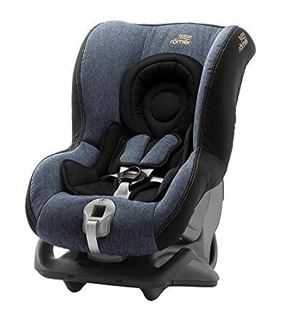 Britax R/ömer Kindersitz 0-4 Jahre I 0-18 kg I FIRST CLASS PLUS Autositz Gruppe 0+//1 I Storm Grey