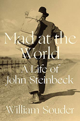 Book Cover: Mad at the World: A Life of John Steinbeck