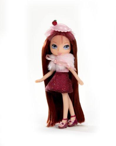 Carrie Cherry Crème w/ Betsy Bubblegum Bunny