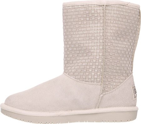 Skechers Shelbys Islande Boot white