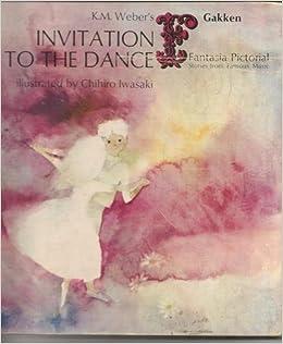 Km webers invitation to the dance fantasia pictorial km webers invitation to the dance fantasia pictorial keisuke tsutsui amazon books stopboris Images