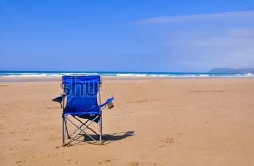 Ozark Trail Basic Mesh Chair. Blue